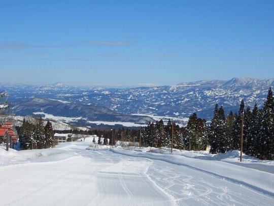 スキーシーズン最後の週末!