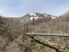 弁天吊橋へお散歩はいかがですか!