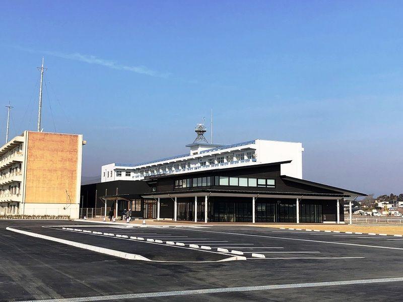 東日本大震災遺構・伝承館 (旧気仙沼向洋高校)