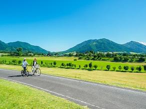爽やかな高原の風を求めて、Let'sサイクリング♪
