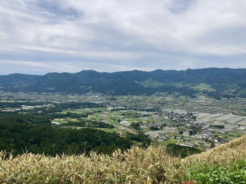 阿蘇のキレイな自然の風景!阿蘇くじゅう国立公園♪