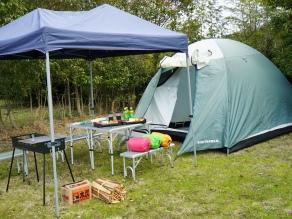 今年もキャンプが熱い☀