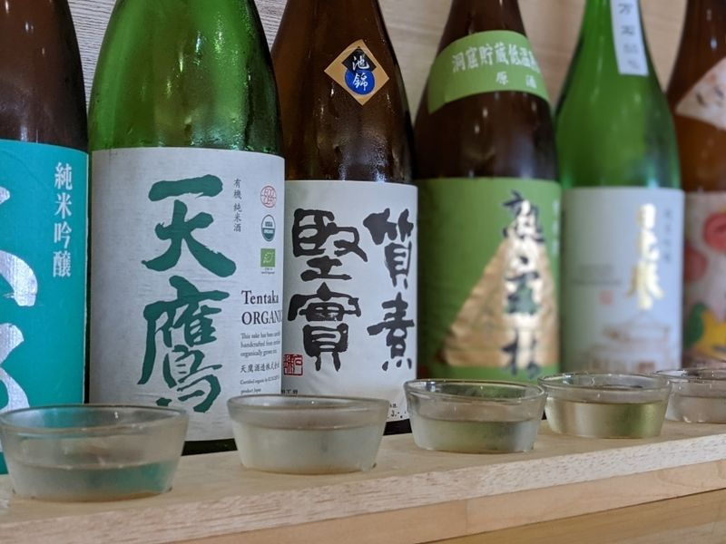 ビュッフェと共に栃木の銘酒を!!