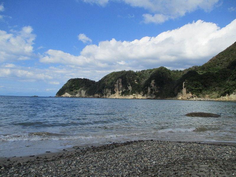 弓ヶ浜とは別のお勧めの海水浴場をご紹介します。