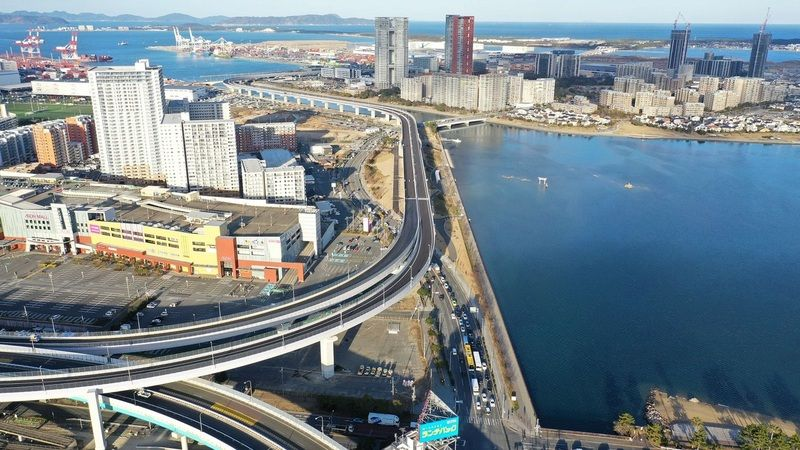 博多駅から45分。近くなった志賀島で夏休みを過ごしませんか?