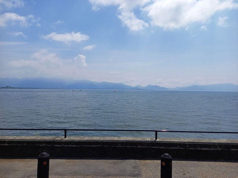 日本国内で4番目の湖