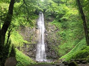 【癒しのスポット】酒田・玉簾の滝へ行ってきました!