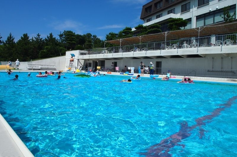 8月21日 プール営業再開のお知らせ