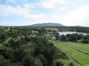 いらごさららパークの絶景スポット「夢見ヶ丘展望台」