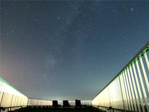 秋の夜長に星空観察はいかがでしょうか