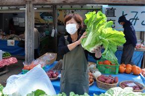 裏磐梯の高原野菜、安くて高品質! ~今、直売店が大賑わい