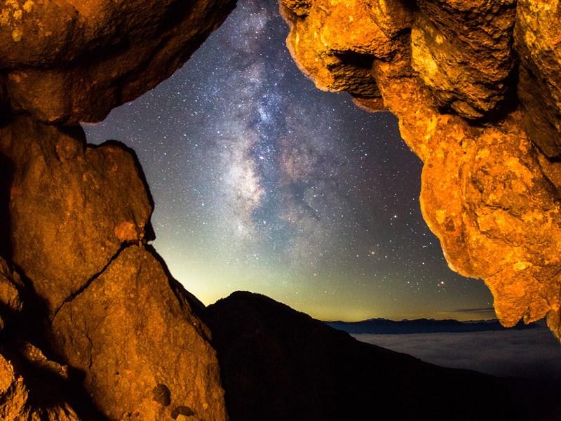 ~星空カフェ~これから綺麗に見れる時期