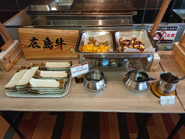 レストラン Shimanami Buffet