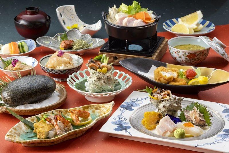 好評♪「玄界灘秋の魚づくし」福岡の避密の旅も使えます♪